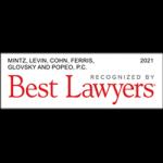 Best Lawyers in America 2021 Award Mintz