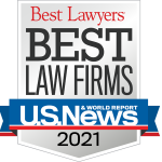 U.S. News Best Law Firms 2021