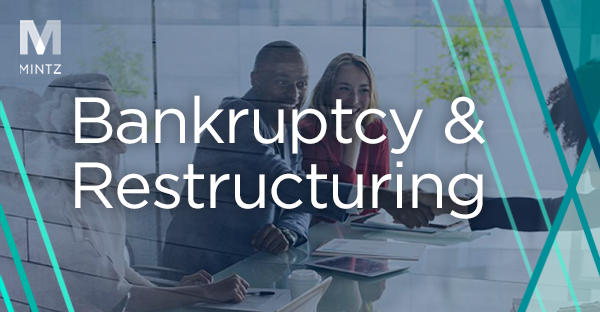 Bankruptcy & Restructuring Viewpoints Thumbnail