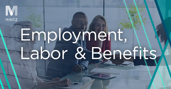 Employment, Labor, and Benefits Viewpoints Thumbnail